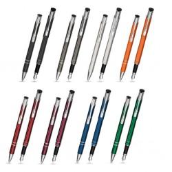 Zestaw Cosmo 2-elementowy Długopis+pióro